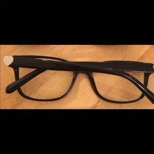 Accessories - Tiffany and co RTT Heart Black eyeglasses